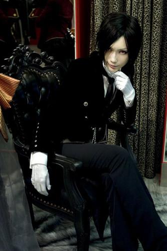 Black Butler (Тёмный дворецкий) Cosplay