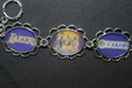 LA Lakers bracelet for her  - los-angeles-lakers fan art