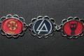 LINKIN PARK bracelet - linkin-park fan art
