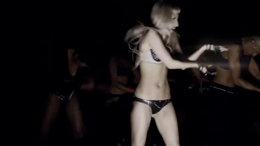 Lady Gaga- Born This Way {Music Video}
