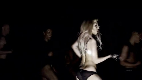 vagos club 壁纸 entitled Lady Gaga- Born This Way {Music Video}