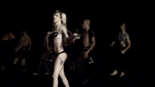 vagos club 壁纸 called Lady Gaga- Born This Way {Music Video}