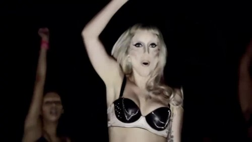 vagos club वॉलपेपर with a brassiere called Lady Gaga- Born This Way {Music Video}