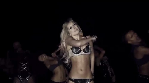 vagos club 壁纸 possibly containing a lingerie, attractiveness, and a brassiere titled Lady Gaga- Born This Way {Music Video}
