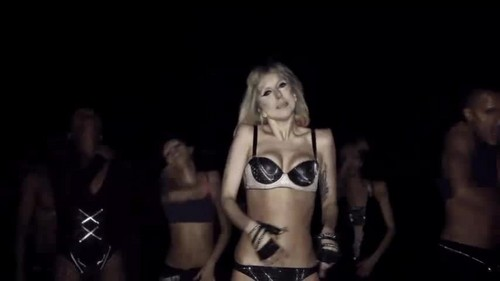 vagos club 壁纸 probably containing a bikini, attractiveness, and a 《内衣少女》 entitled Lady Gaga- Born This Way {Music Video}