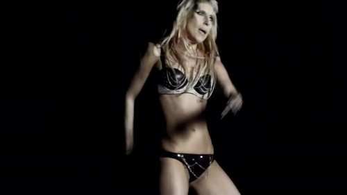 vagos club 壁纸 possibly with a bikini and attractiveness entitled Lady Gaga- Born This Way {Music Video}