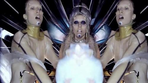 vagos club 壁纸 entitled Lady Gaga- Born This Way {Music Video}