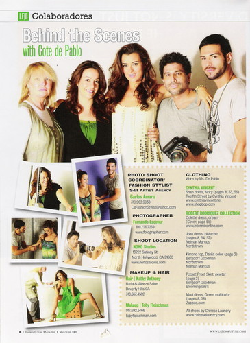 Latino Future Magazine 2009