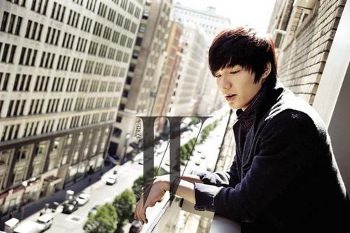 Lee Min Ho for 'W korea'