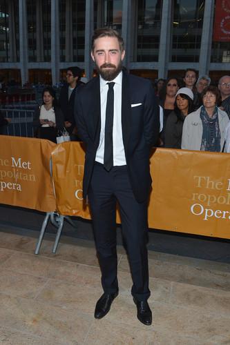 "Lee Pace | Metropolitan Opera Season Opening Night ""L'Elisir D'Amore"""
