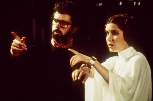 Leia Aayla and Chewbacca