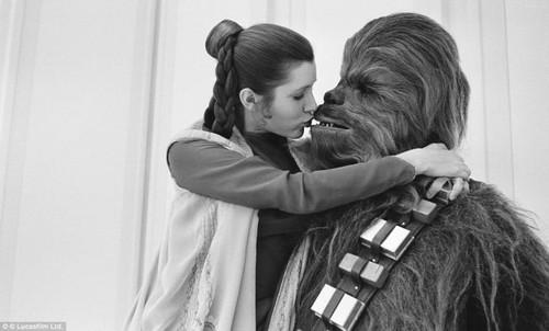 Leia&Chewie