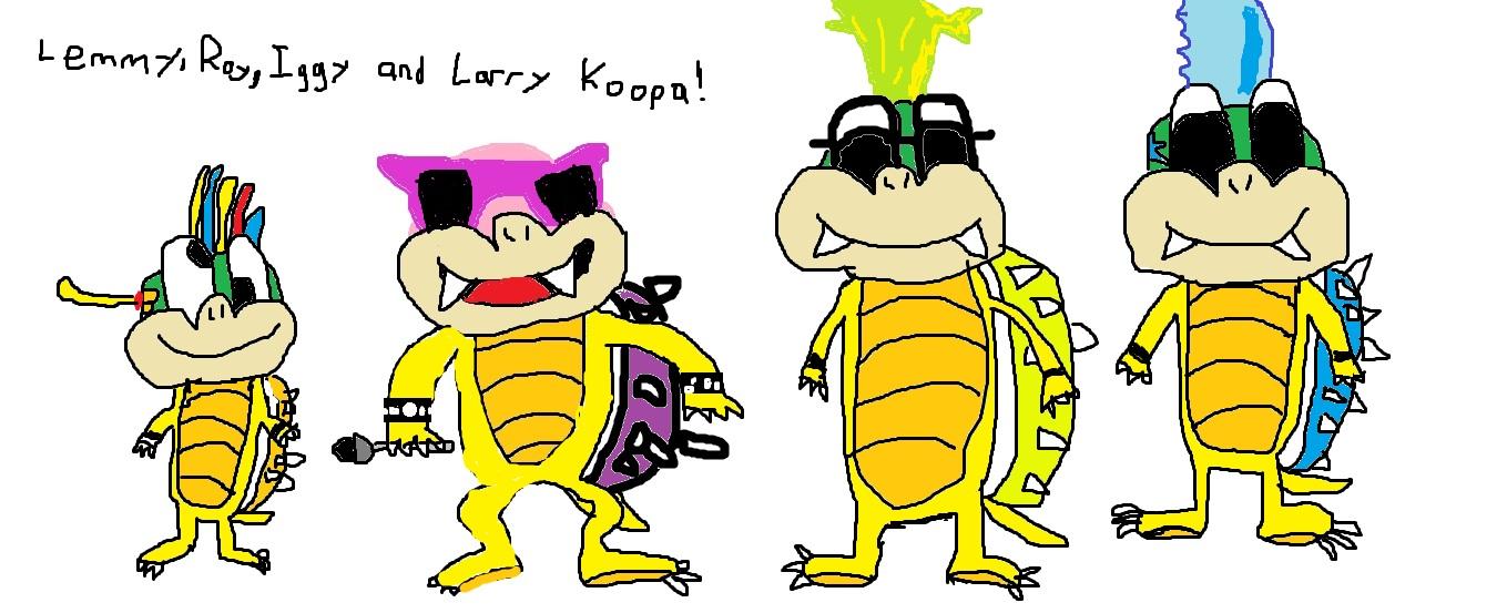 Koopalings Lemmy