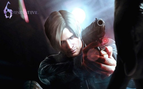 Leon Kennedy wallpaper titled Leon Kennedy,resident evil 6