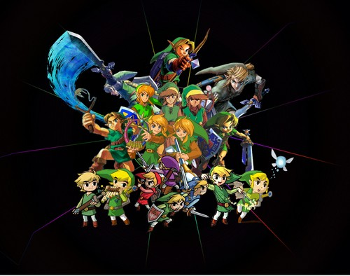 Link though the years