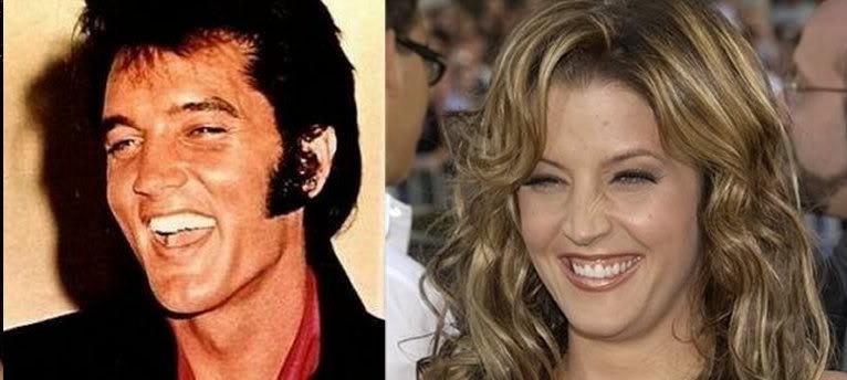 Lisa Marie Presley Marie Presley Lisa Amp Elvis