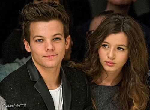 One Direction fond d'écran containing a portrait called Louis & Eleanor, 2013