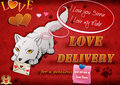 Love Delivery - sinnas-soiree fan art