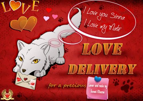 Cinta Delivery