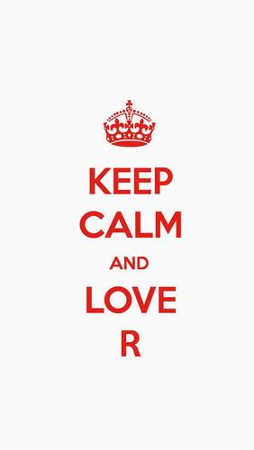 cinta R