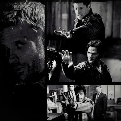 Lucifer, Dean, Sam & Castiel