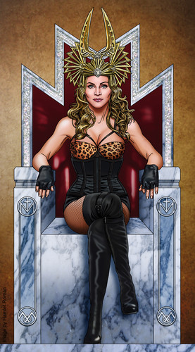 Madonna superbowl Queen