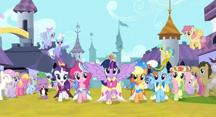 Magical Mystery Cure - My Little Pony Friendship is Magic Photo