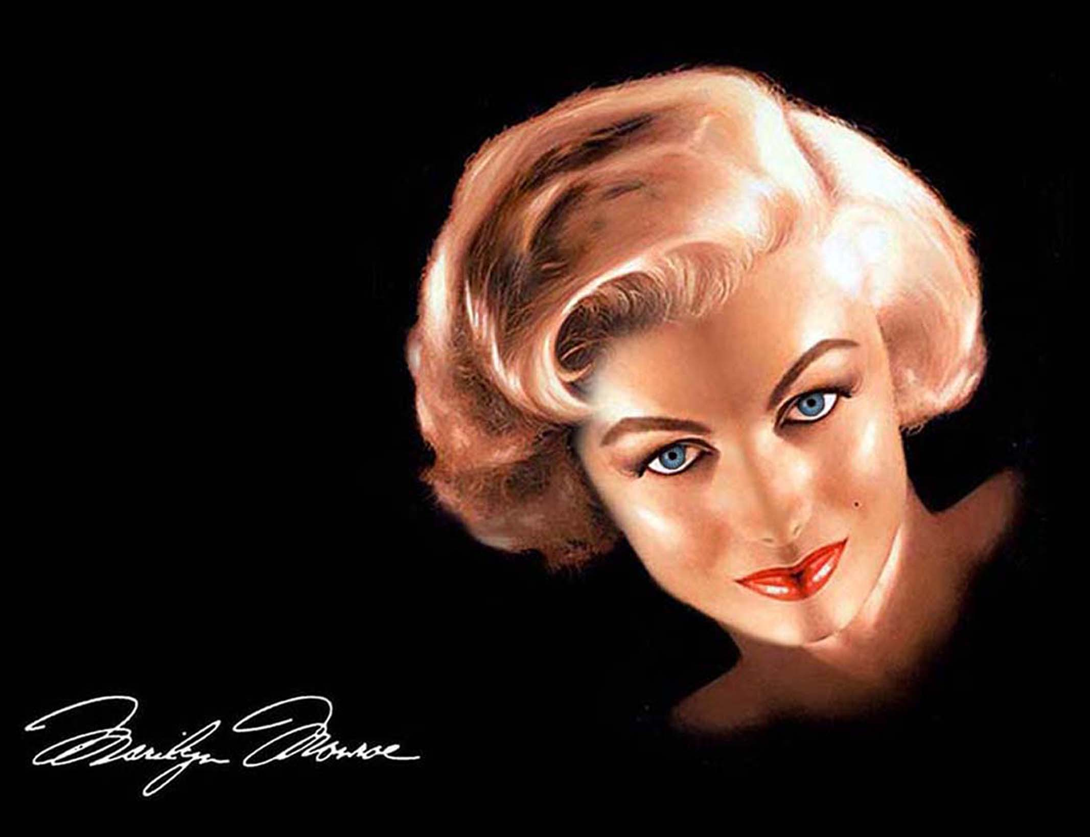 Marilyn Monroe Wallpaper Marilyn Monroe Photo 33635914