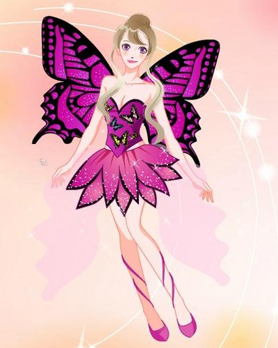 Mariposa fanart