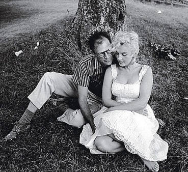 Marylin And Third Husband Playwright, Arthur Miller
