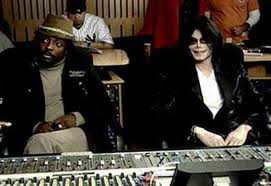 Michael In The Recording Studio With Wil-i-am