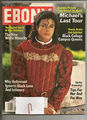 "Michael On The Cover Of The 1989 Issue Of ""EBONY"" Magazine - michael-jackson photo"