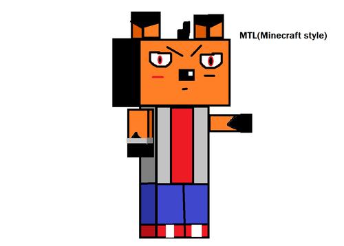 마인크래프트 MTL(Monday's art)