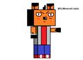 Minecraft MTL - matt-the-lynx fan art