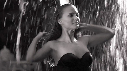 natalie portman wallpaper probably with a leotard called Miss Dior (2013) Picture - la Vie en Rose