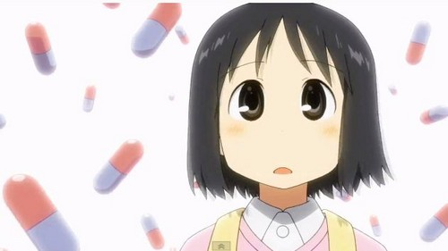 Moments in Nichijou!