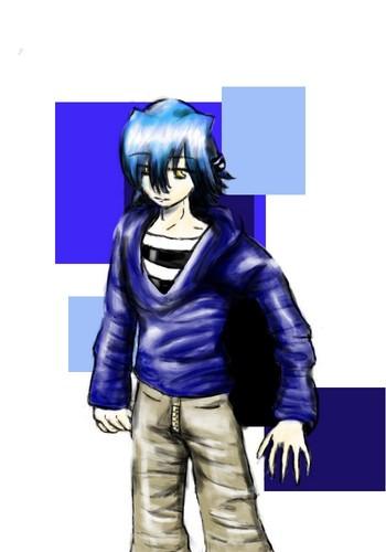 Mordecai Human