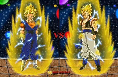 Most Epical Battle in Dragon ball world