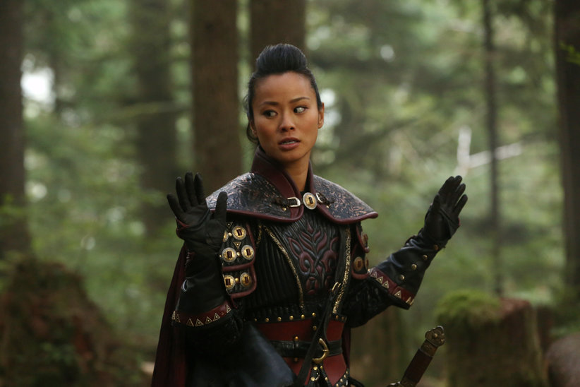 Mulan  Once Upon A Time  Mulan 2x08Once Upon A Time Aurora And Mulan