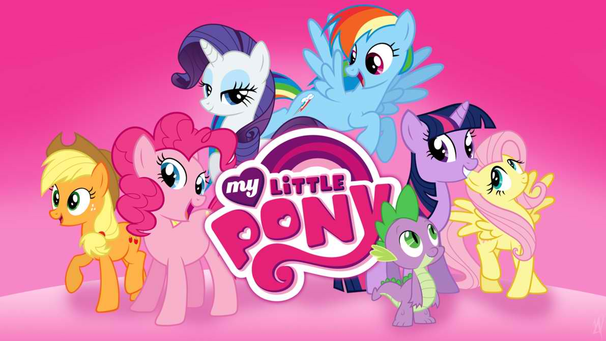 80s toybox my little pony wallpaper