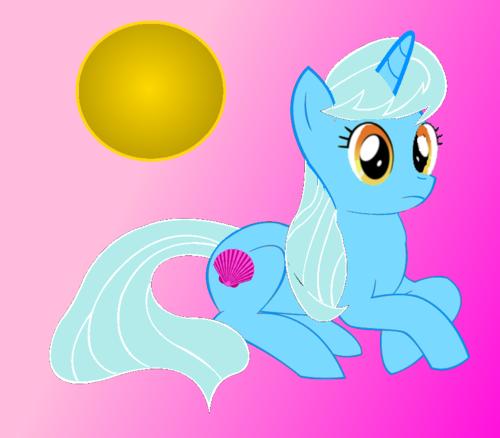 My New Pony! #Shellia#