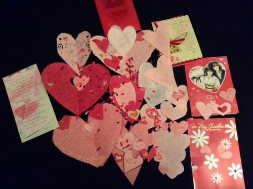 My Valentines jour
