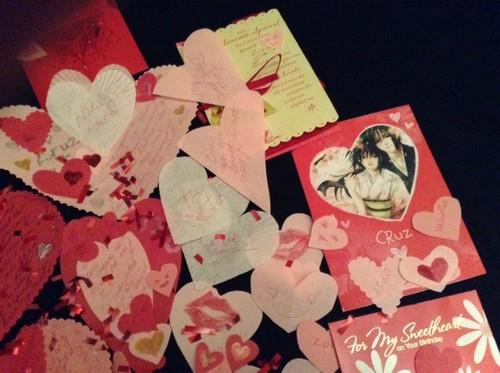 My Valentines দিন