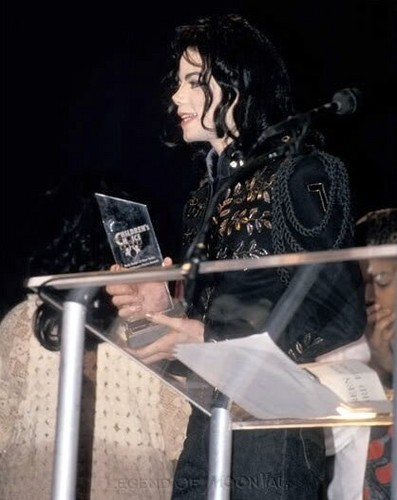 My only amor Michael