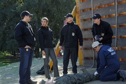 NCIS 10x15 Hereafter Promotional 사진