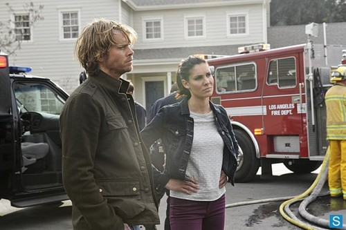 NCIS: Los Angeles - Episode 4.15 - History - Promotional picha