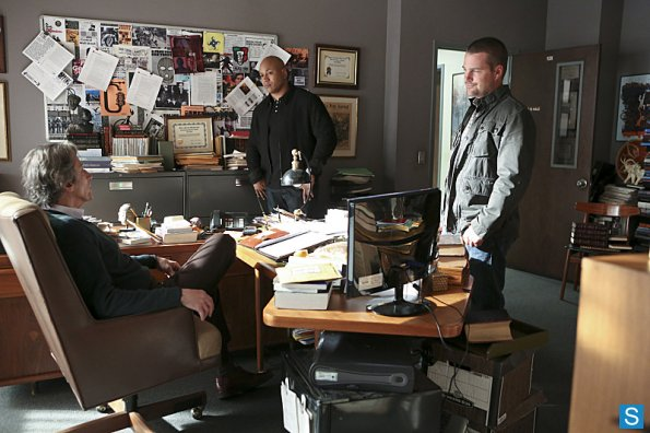 NCIS: Los Angeles - Episode 4.15 - History - Promotional picha
