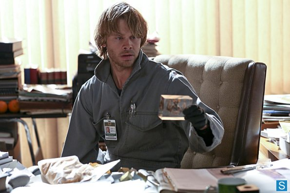 NCIS: Los Angeles - Episode 4.15 - History - Promotional 照片