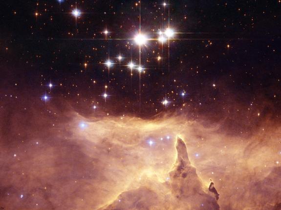NGC 6357 Nebula