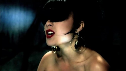 vagos club वॉलपेपर containing a portrait called Natalia Kills- Mirrors {Music Video}